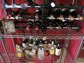 アルコールの展示