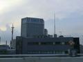 高速道路から見たホテル
