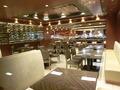 2Fレストラン「コンパス」の店内