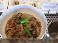 秋野菜の料理