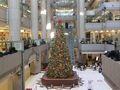 2012年ランドマークプラザのクリスマスツリー
