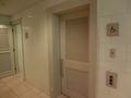 2階トイレの入り口風景