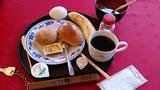 無料の朝食サービス