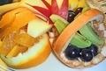 フルーツの盛り合わせ