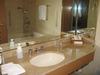 バスルーム(ヒルトンルーム)【洗面台】
