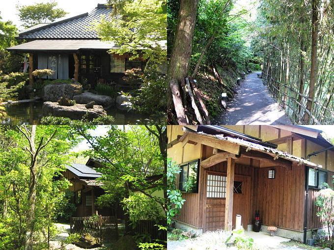 黒川温泉『帆山亭』へ宿泊しました。