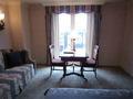 正面から見たバルコニールーム ハーバービューの部屋