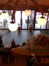木のぬくもりがいっぱいの玄関ホール