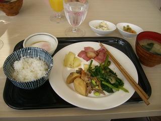 Hotel Inside ホテルインサイド朝食