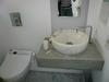 洗面台も大理石☆
