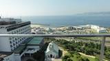 眺望抜群!大阪湾から淡路島が一望!