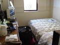 部屋も普通ですね。