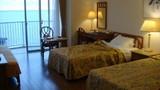 部屋は広くて快適でした。