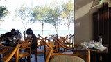 セイルフイッシュカフェからの眺望