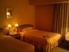 グランドパレス客室(ベッド)