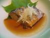 浦河イン「朝食」の鯖の味噌煮