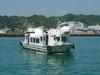 ホテル浦島への送迎船