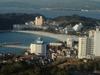 ホテルグリーンヒル白浜からの風景