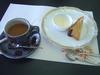 恵那峡グランドホテル コーヒーセット