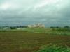 畑の中にあるリゾートホテル「日航アリビラ」
