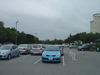 広~い駐車場完備(日航アリビラ)