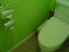 日航ハウステンボスの広々トイレ
