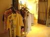 衣類も販売していました『日航アリビラ』