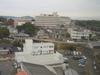 ホテルからの眺望!