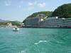 とにかく大きなホテル浦島
