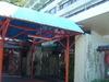 ホテル浦島のメイン玄関