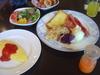 豪華な朝食バイキング「ブラッスリー」