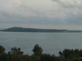 対岸の島まで一望