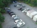 第一駐車場全景