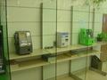 公衆電話も2台設置