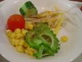 生野菜も豊富