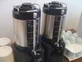 コーヒーメーカーが2台設置