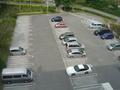 すぐに満車になる第一駐車場
