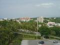 客室からの眺望(北側)