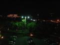 客室からの北側の夜景