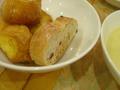 フルーツ入りのパン