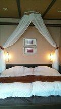 憧れの豪華ベッド