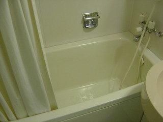 浸かれるお風呂