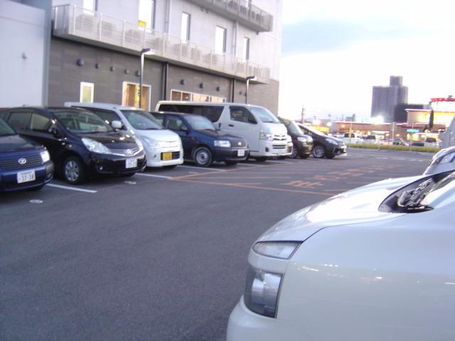 近い駐車場