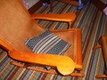 揺れる椅子