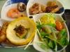 休暇村 讃岐五色台の夕食創作バイキング