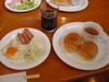 洋朝食【小牧セントラルホテル】