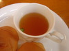 温かいスープ【小牧セントラルホテル】