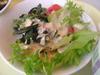 新鮮サラダがおいしい(日航ハウステンボス)