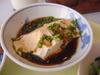 体が温まる湯豆腐(日航ハウステンボス)