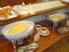 バターロールと卵の相性がよかった
